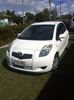 2008 Toyota Yaris Hatchback Aitkenvale Townsville City Preview