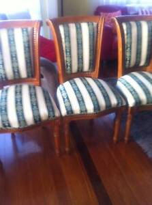 Dining chairs Coorparoo Brisbane South East Preview