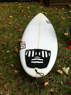 "Simon Anderson Surfboard - Mollusc Robo 6'8"" North Parramatta Parramatta Area Preview"