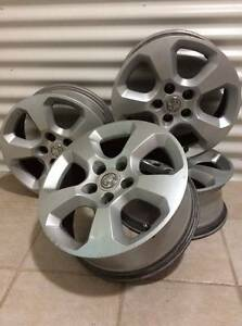 Mag wheels for Holden Astra Kensington Norwood Area Preview