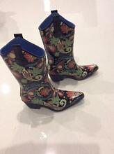Thomas Cook Size 6 Cowboy boot style Gumboots Baldivis Rockingham Area Preview