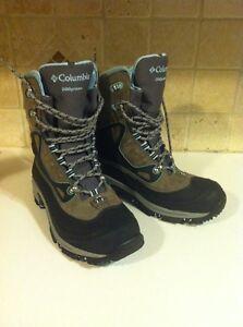 Never worn!  Size 9 - Columbia Bugathermo Ladies Winter Boot. Cambridge Kitchener Area image 1