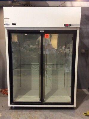 Norlake Nspr502wwg0 Double Door Refrigerator Laboratory Equipment Lab