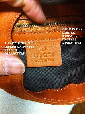 Special Guide For Authenticating Gucci Handbags Part I