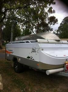 2013 Jayco Outback Flamingo Gulgong Mudgee Area Preview