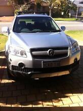 2007 Holden Captiva Wagon Thornlie Gosnells Area Preview