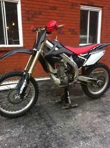 2007 Crf450! Must See. Quick Sale