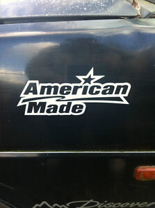 AMERICAN-MADE-MUSCLE-CAR-STICKERS-DECALS-GRAPHIC-DODGE-CHEVY-FORD-MUSTANG-HOTROD