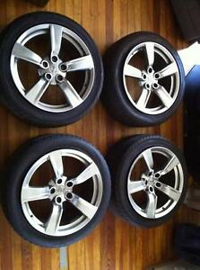 """Nissan 370z 18"""" inch wheels Innaloo Stirling Area Preview"""