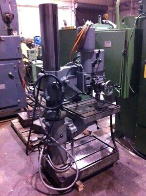 Arboga Radial Arm Drill Press