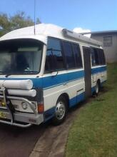 1989 Mazda T350 diesel Motorhome Cardiff South Lake Macquarie Area Preview