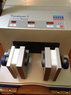 Qiagen Tissuelyser Ii 2 Retsch Mm400 Mixer Mill Grinder Lo Use Adapter Sets10