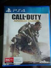Swap/Trade Call of Duty - Advanced Warfare Brisbane City Brisbane North West Preview