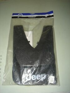 Jeep Mopar 82203703 ST Jeep 1 Pair REAR Mud Flaps NEW IN PKG!