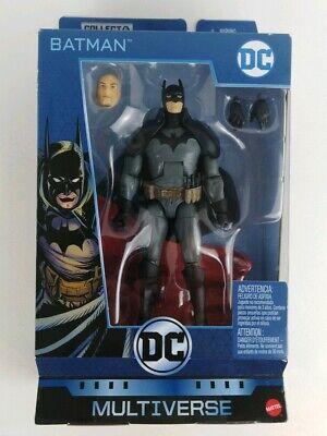 """DC Multiverse Batman Gotham Gaslight 6"""" Figure Lex Luthor Collect & Connect"""