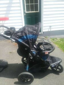 Expedition Sport LX Stroller