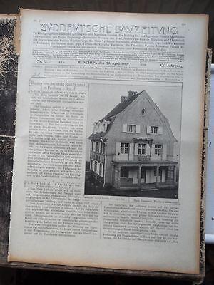 1910 Freiburg Günterstal