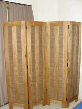 Mango Wood Divider Screen Indooroopilly Brisbane South West Preview