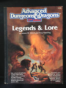 Ad&d Legends & Lore