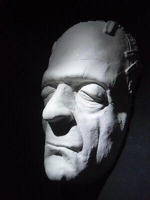 FRANKENSTEIN ( Boris Karloff as the Groom ) DEATH MASK life sized