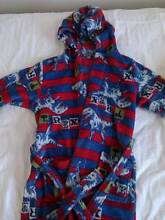 Boys Size 6 Dressing Gown * Pumpkin Patch Mardi Wyong Area Preview