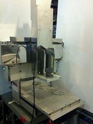 Turnkey Computerized Engraving Cnc Machine Comp-u-craft Mach 3 Software