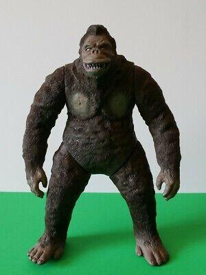 Bandai 1993 King Kong Vs. Godzilla Figure Rare TOHO Kaiju! X-plus Sh Sofubi CCP