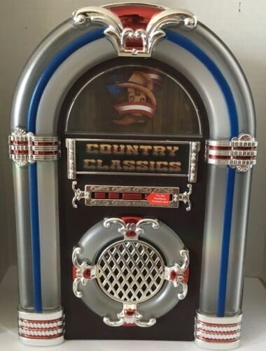 Country Classics TABLETOP JUKEBOX