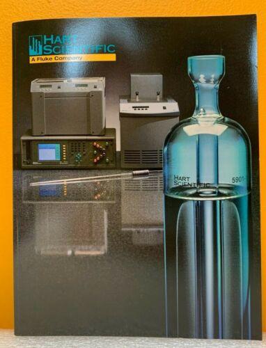 Hart Scientific 2003-2004 Temperature Calibration Equipment Catalog.