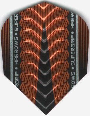 45,60 Harrows Supergrip X premium Dart Flights Longlife 15,20 Sets oder Mix