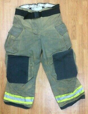 Globe Gxtreme Firefighter Bunker Turnout Pants 38 X 30 2014