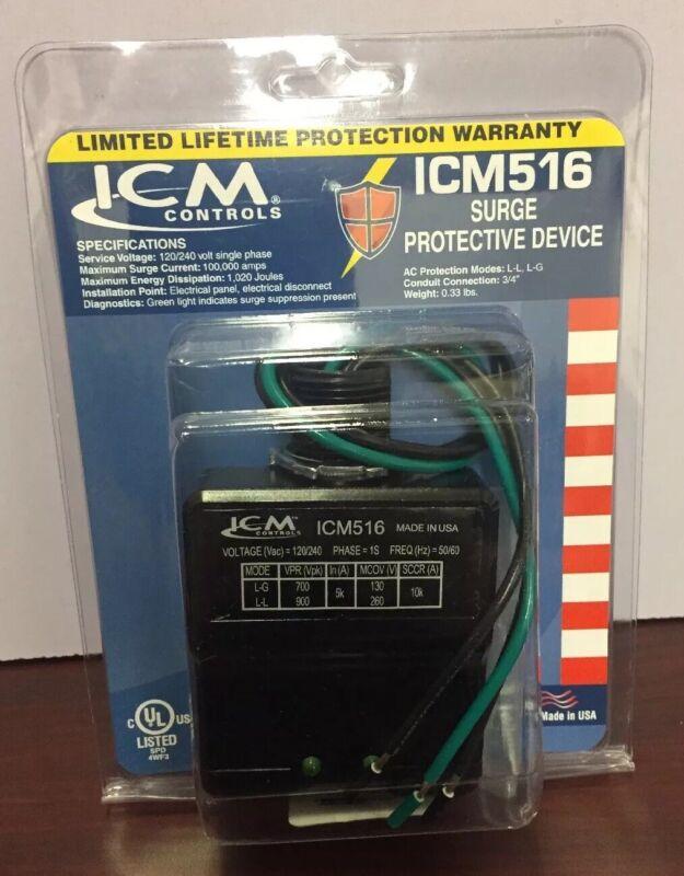 ICM SURGE PROTECTIVE DEVICE 120/240V 1PH ICM516