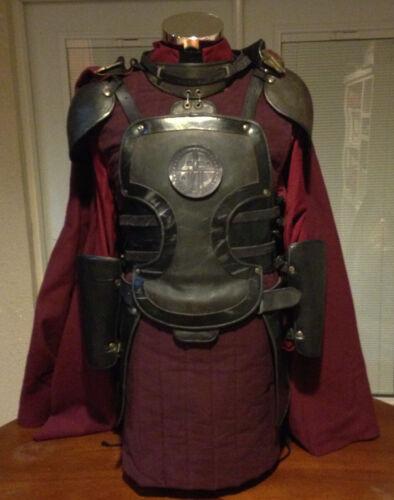 Last Knights armor costume with COA