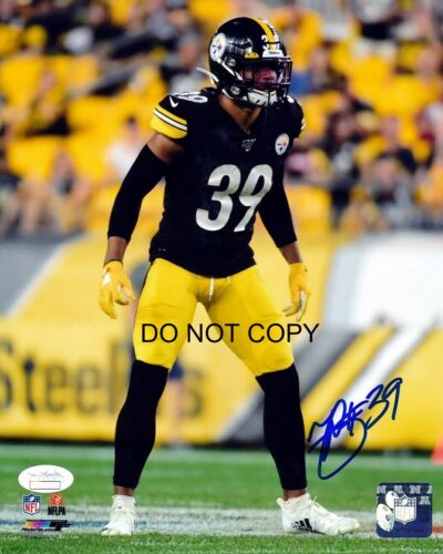 Minkah Fitzpatrick Signed 8x10 Autographed REPRINT PHOTO Pittsburgh Steelers RP