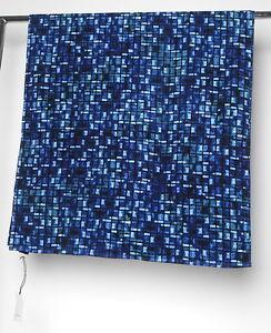 Paul Smith Blue Moroccan Tile LARGE Designer Beach Bath Towel 66