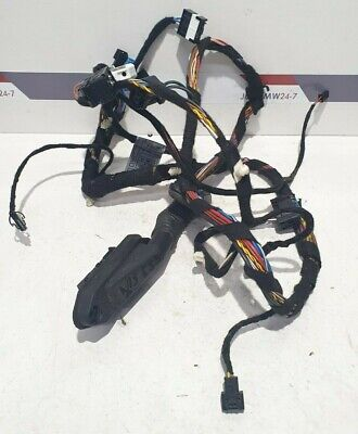 BMW X5 E53 FRONT LEFT POWER FOLD MIRROR DOOR WIRING LOOM HARNESS