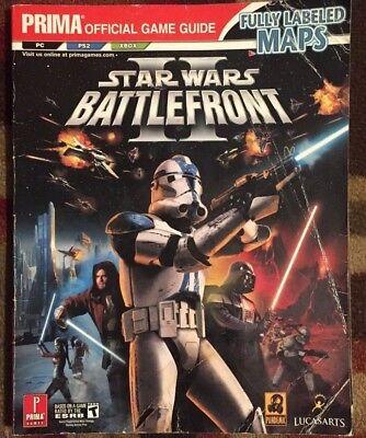 Star Wars Battlefront Ii Prima Official Strategy Gameguide