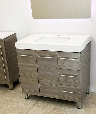 """WindBay 48"""" free standing bathroom vanity sink set. Vanities"""