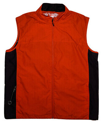 SCOTTeVEST Men's TEC Travel Utility Vest Red XXL -