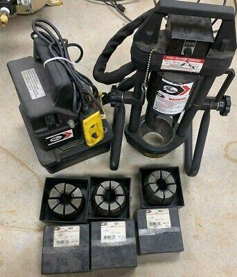Gates Mobilecrimp 4-20 Adjustable Hydraulic Hose Crimper Wgates 12 Hp Pump