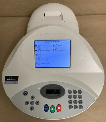 Perkin Elmer Lambda Xls L7110193 Spectrophotometer With Printer