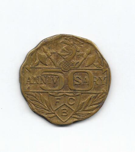 1914 Knights of Pythias 50th Anniversary or Golden Jubilee Medal or Token