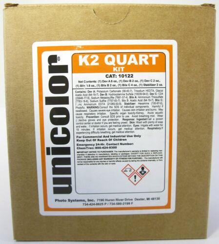 Ultrafine Unicolor C-41 Liquid Home Color Film Developer Kit 1 Quart Free Ship