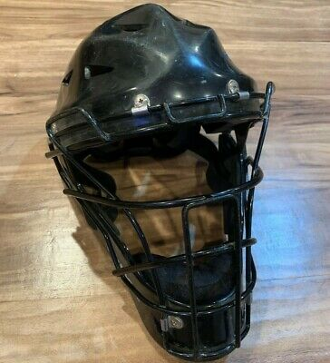Hockey Style Face Mask (Wilson Catcher's Hockey Style Helmet and Face Mask Model # WTA558000LX)