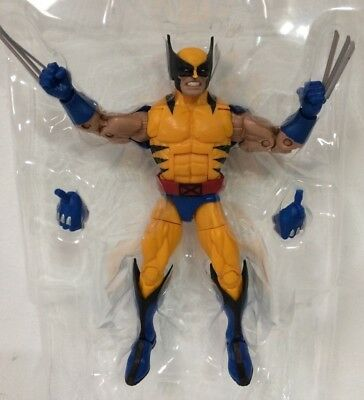 IN STOCK!  Marvel Legends WOLVERINE Jim Lee X-Men Apocalypse Wave - NO BAF