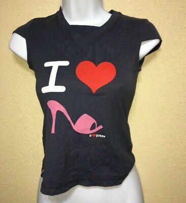 DONDUP T-Shirt KIKO KIDS SZ 8 NEW Made in Italy