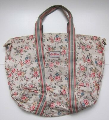 Cath Kidston London 100 Cotton Fl Large Per Tote Bag