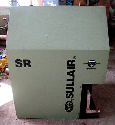 Sullair Model SR125 Air Dryer, 125 SCFM, 230 V, Single Phase