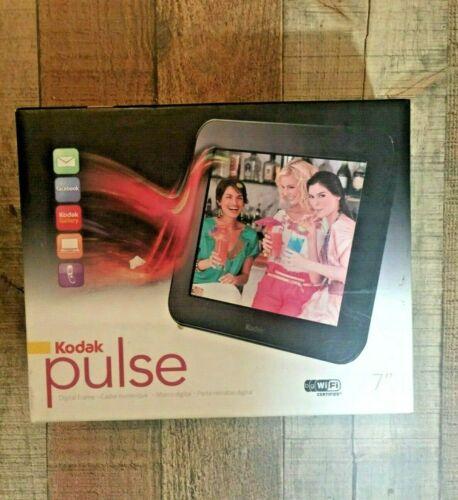 "Kodak Pulse 7 inch Digital Photo Frame Wifi Touchscreen 7"" Brand New in Box"
