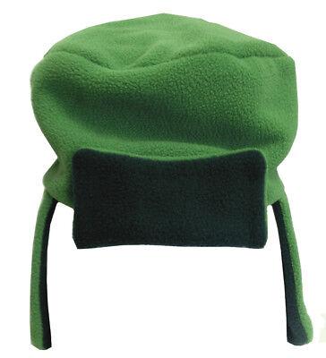 South Park Costume (Kyle Broflovski South Park Costume Hat Ear Flap Green Cap Cosplay Bomber)
